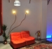 Illuminazione a LED show room Trieste - led colorati rgb (1)
